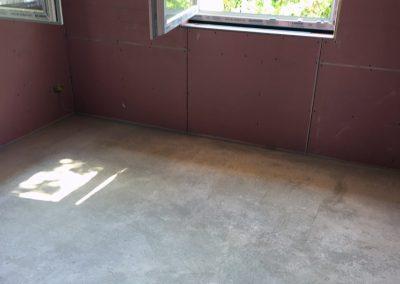 Elektromos padlófűtés kialakítás