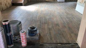 Fűtófólia padlófűtés