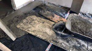 fűtőfólia betonozás